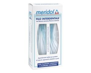 meridol  Igiene Dentale Quotidiana Filo Interdentale Gengive Irritate