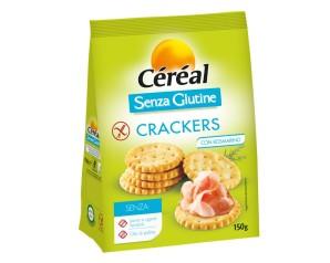 Nutrition & Sante' Italia Cereal Crackers 150g