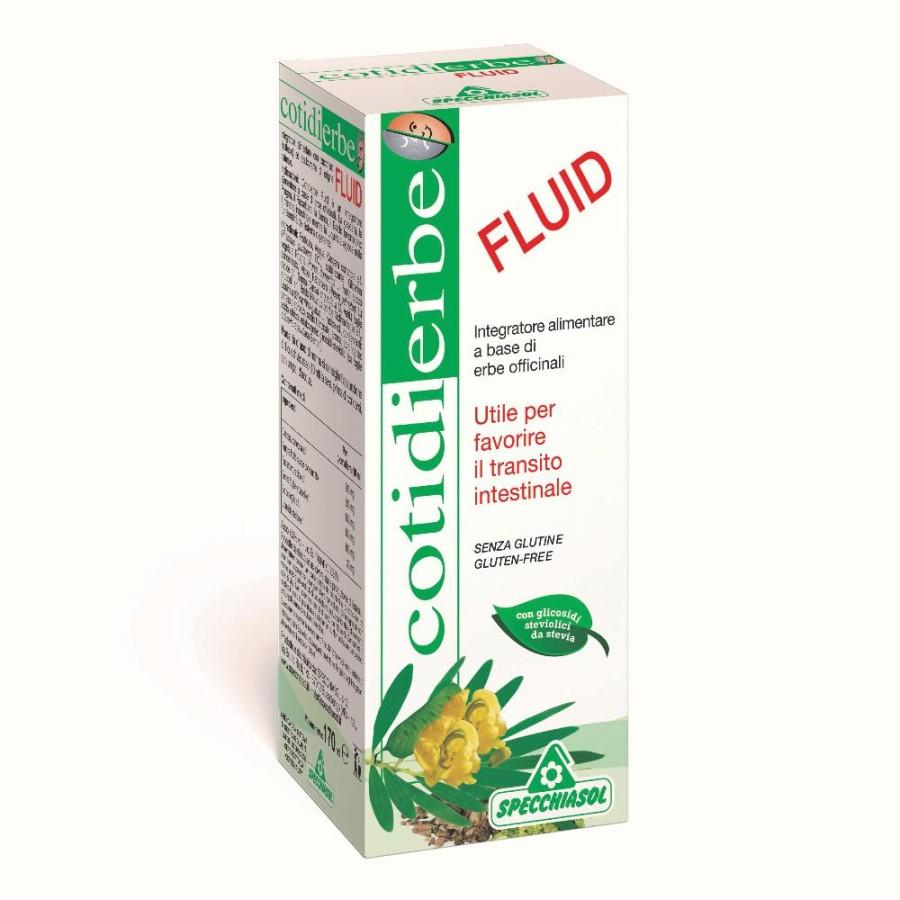 Specchiasol Cotidierbe Fluid / Fluido 170 ml Nf