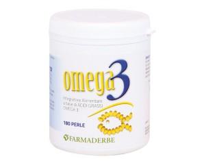 Farmaderbe Omega 3 180 Perle Softgel