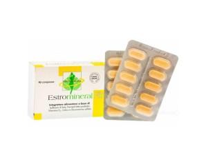 Estromineral Menopausa Fit Integratore Alimentare 40 Compresse