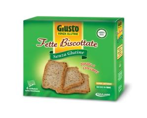 GIUSTO S/G Fette Biscott.250g