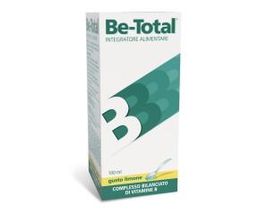 Betotal Plus  Bambini Sciroppo Integratore Vitamine B Gusto Limone 100 ml