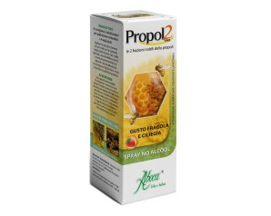 Aboca Propol2 EMF Spray Senza Alcool  Integratore Benessere Gola 30 ml