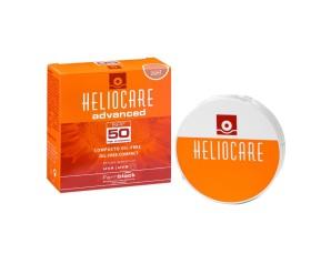 Heliocare Protezione solare SPF 50 Cipria Compatta Oil Free Light