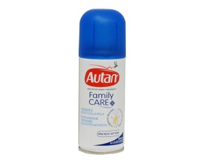 Sc Johnson Italy Autan Family Care Spray Secco 100ml