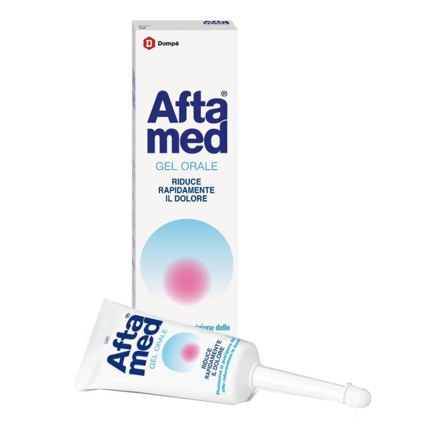 Aftamed Gel Parodontale Lenitivo Calmante Anti-Irritazioni 15 ml