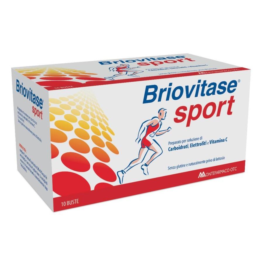 Montefarmaco Otc Briovitase Sport 4 Energie 10 Bustine