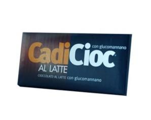 Ca.Di. Group Cadicioc Tavoletta Latte Con Glucomannano 100 gr