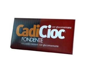 Ca.di.group Cadicioc Tavoletta Fondente Con Glucomannano 100 G