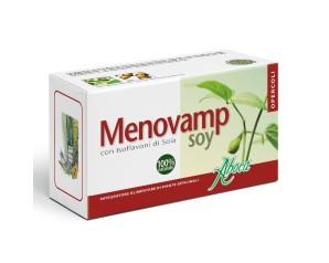 Aboca Menovamp Soy Integratore Alimentare 60 Opercoli