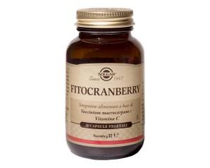 Solgar It. Multinutrient Fitocranberry 60 Capsule Vegetali