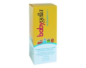 Babygella Bagno detergente 2 in 1 150 ml