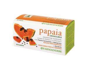 Farmaderbe Papaia 30 Bustine