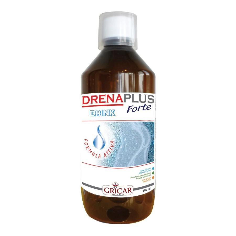 Gricar Drenaplus Forte Drink Integratore Alimentare 500 ml