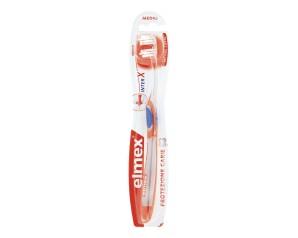 elmex  Igiene Dentale Quotidiana Carie Spazzolino Medio Testina Corta