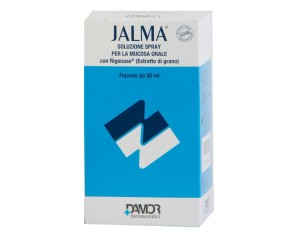 Farmaceutici Damor Jalma Soluzione Spray Per Mucosa Orale 50 ml