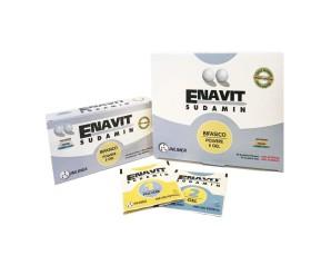 Inlinea Enavit Sudamin Polvere 14 Bustine + Gel 14 Bustine