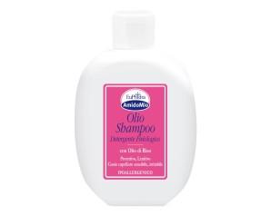 EuPhidra AmidoMio Olio Shampoo Detergente Fisiologico Pelli Sensib 200 ml
