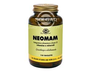 Solgar  Gravidanza Allattamento Neomam Integratore Alimentare 120 Compresse