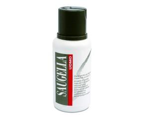 Saugella Uomo Grigia Dermoliquido Detergente Intimo Delicato 200 ml