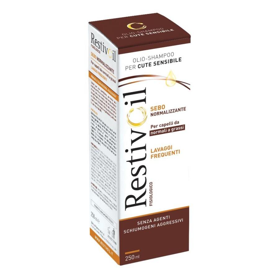 RestivOil OlioShampoo Fisiologico Riequilibrante 250 ml