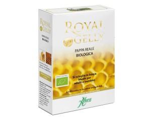 Aboca Royalgelly Pappa Reale  Integratore Alimentare 16 Bustine