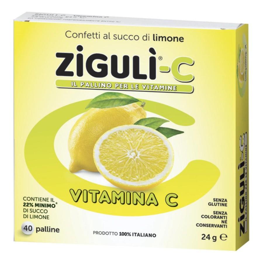Falqui Ziguli C Limone Caramelle 24 g