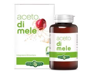 Erba Vita Aceto Di Mele Integratore Alimentare 60 Capsule Da 550 mg
