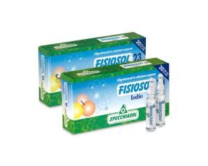Specchiasol Fisiosol 10 I 20 Fiale 2 ml