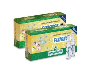 Specchiasol Fisiosol 2 Mn Cu Manganese e Rame 20 Fiale 2 ml