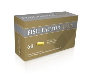 Fish Factor Plus Integratore Alimentare 60 Perle Piccole scad05/20