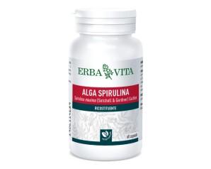 Alga Spirulina 60 Capsule 400 Mg