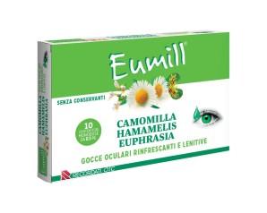Eumill Camomilla Hamamelis Euphrasia Gocce Oculari 10 Flaconcini Monodose