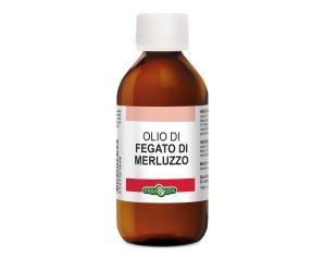 Erba Vita Olio Fegato Merluzzo Integratore Alimentare Flacone 100ml