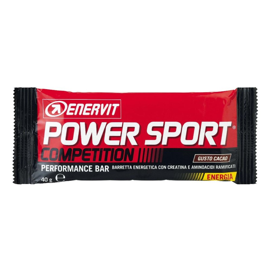 Enervit Sport Power Sport Competition Barretta Energetica Cacao 40g