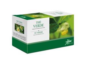 Aboca The Verde con Menta Tisana Integratore Alimentare 20 Filtri
