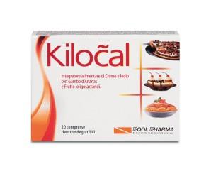 Kilocal Integratore Alimentare 20 Compresse