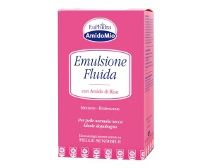 EuPhidra  AmidoMio Emulsione Fluida Idratante Pelli Sensibili 200 ml