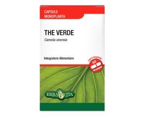 Erba Vita Tè Verde Integratore Alimentare 60 Capsule