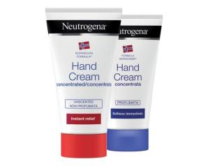 Neutrogena Crema Mani Concentrata Nutriente Senza Profumo 75 ml