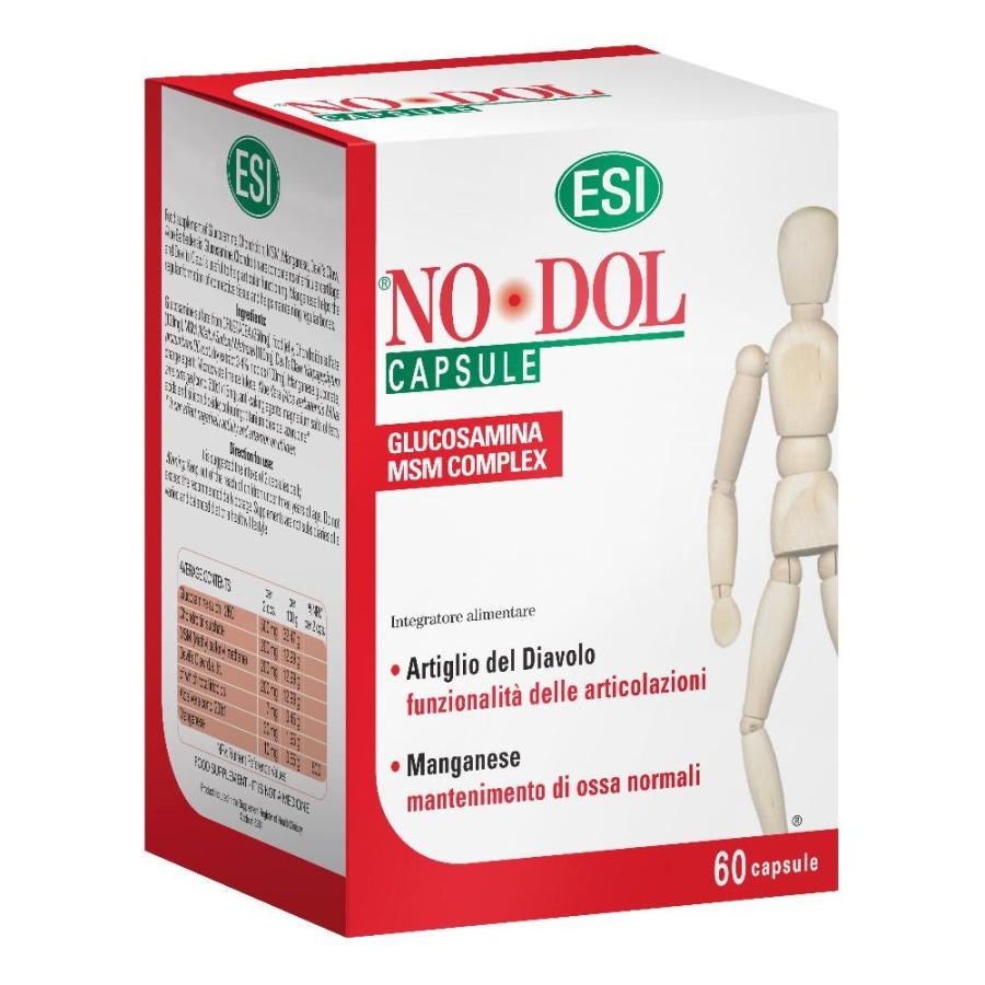 Esi Nodol Integratore Alimentare Articolazioni 60 Capsule
