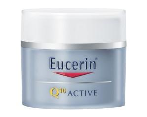 Eucerin  Q10 Active Crema Rigenerante Antirughe Notte 50 ml