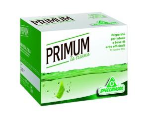 Specchiasol Primum La Tisana 20 Filtri