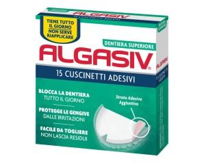 Combe Algasiv 15 Cuscinetti  Protesi Dentali  Adesivi Protesi Superiore