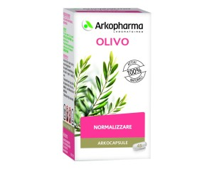 Arkofarm Olivo Arkocapsule Integratore Alimentare 45 Capsule