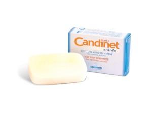 Uniderm Candinet Solido Ph 3 Sostituto Sapone 100 g
