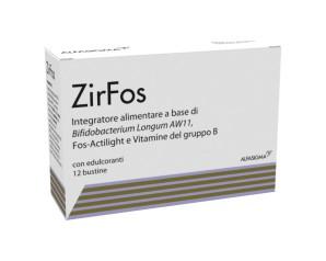Alfasigma Zir Fos Integratore Alimentare 12 Bustine