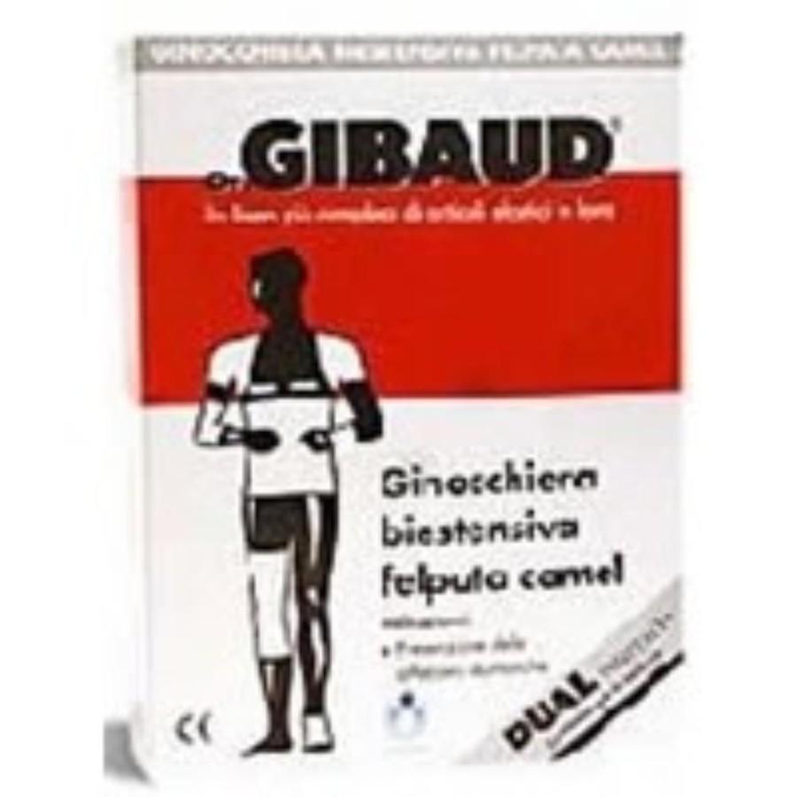 Gibaud Ginocchiera Biestensiva Felpata Camel Taglia 3