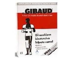 Gibaud Ginocchiera Biestensiva Felpata Camel Taglia 4